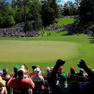 2018 Masters Practice Round Tickets